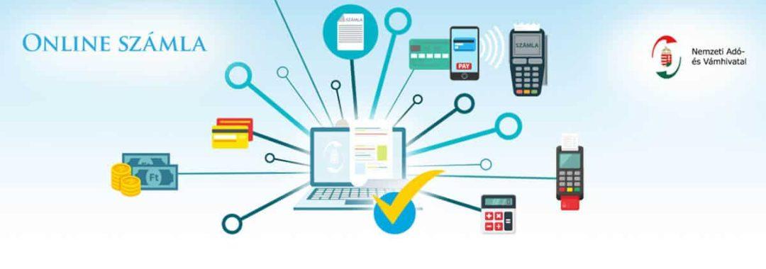 NAV online invoice reporting